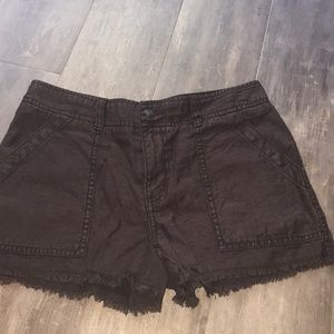 Cute black Free People shorts